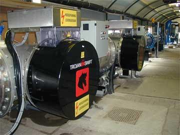 鹿特丹 – 47万吨/天,欧洲最大的采用紫外消毒的自来水厂